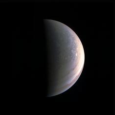 NASA's Juno spacecraft sends back images of Jupiter's North Pole
