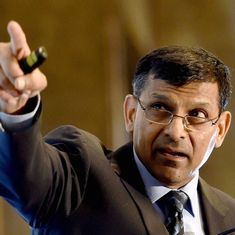 India needn't worry about rupee, must focus on reducing current account deficit, says Raghuram Rajan