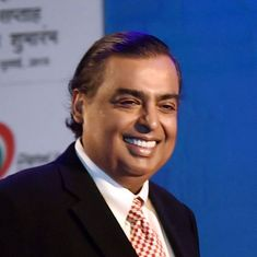 Mukesh Ambani is the 33rd richest person in the world, says Forbes magazine