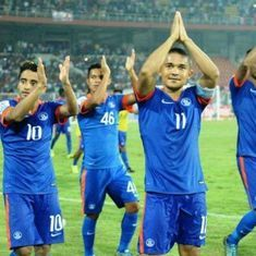 India beat Cambodia 3-2 for their first away win in an international friendly since 2005