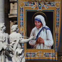 The big news: Pope Francis declares Mother Teresa a saint, and nine other top stories