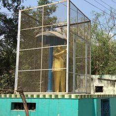 Why Tamil Nadu is erecting cages around statues (hint: it's linked to caste)