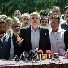 'Go back India': Kashmiri separatist leaders under house arrest refuse to meet all-party delegation