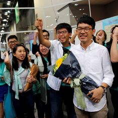 Hong Kong polls: Preliminary results show several pro-democracy candidates in the lead