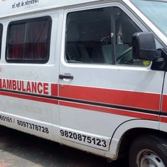 Denied ambulance, UP woman says she was forced to spend night with child's body outside hospital