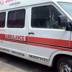 Telangana: No money for an ambulance, man says he was forced to use pushcart to carry wife's body