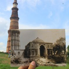 To Delhi with love: A photographer juxtaposes the Capital's past with the present