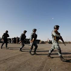 Afghanistan: At least 14 police personnel killed in Taliban attack