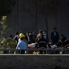 The big news: Twin suicide blasts by the Taliban kill 24 in Kabul, and nine other top stories