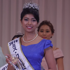 Watch: Japanese Indian Priyanka Yoshikawa is crowned Miss Japan, and faces racist protests at once