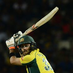 Australia axe Glenn Maxwell for England ODIs, reward Paine for good show in Ashes