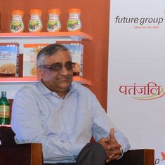 Startups are made to look sexy, but are not going anywhere, says Future Group CEO Kishore Biyani