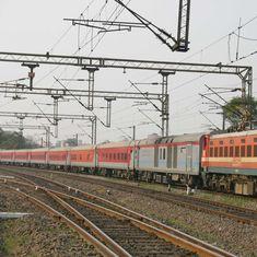 मध्य प्रदेश में एक लाख किलो वजन की रेल पटरी की चोरी सहित आज की प्रमुख सुर्खियां