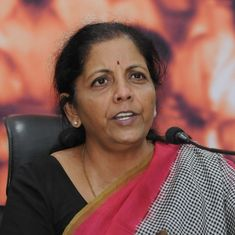 The number of H-1B visas for IT professionals will not come down, says Nirmala Sitharaman