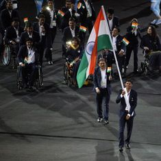 Want to watch the Rio Paralympics on TV? Sorry, you cannot, because no Indian channel is showing it