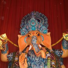 Bollywoodising the bhadralok: How did Ganesh Chaturthi become a Kolkata festival?