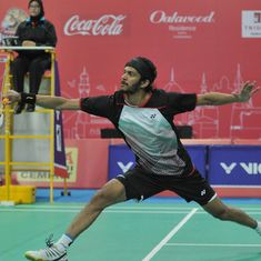 Badminton: Ajay Jayaram denied hat-trick of Dutch Open titles after going down to Tzu Wei Wang