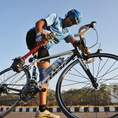India can win 100 medals at the 2020 Paralympics. All it needs is support: Para-cyclist Aditya Mehta