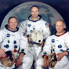 Was Neil Armstrong misquoted? Study suggests his accent could've been to blame