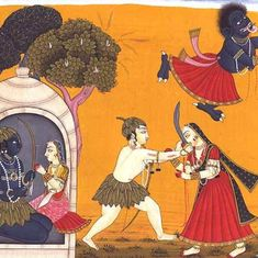 Ramayana reimagined: The novel that sees Surpanakha a happy woman