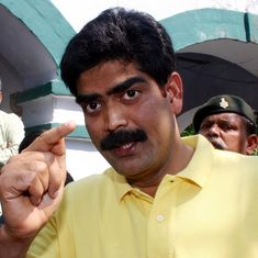 Caught on camera: Over 100 cars in ex-MLA Mohammad Shahabuddin's convoy go by without paying toll