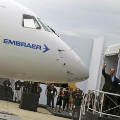 Brazil, US investigate bribery allegations in aircraft maker Embraer's $208-million deal with UPA