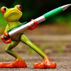 सिर्फ लिखना नहीं, अपने अंदाज में लिखना महत्वपूर्ण है
