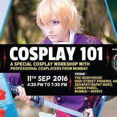 Cosplay 101