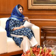 Only Narendra Modi can find a solution to Kashmir problem, says Mehbooba Mufti