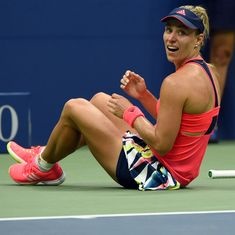 World No. 1 Angelique Kerber wins 2016 WTA Player Of The Year award