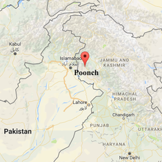 Kashmir: Army kills intruder, foils infiltration bid in Poonch