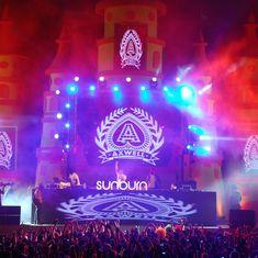 Sunburn Festival likely to change venue from Goa to Mumbai or Delhi: PTI