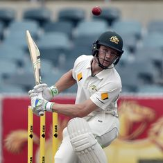 The score: Australia A clinch gritty three-wicket win against India A in first unofficial Test