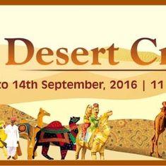 Desert Crafts Bazaar