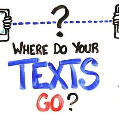 Video: How on earth do those 23 billion text messages sent every day get to their recipients?