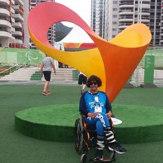 With a shot put silver, Deepa Malik becomes first Indian woman medalist at the Paralympics