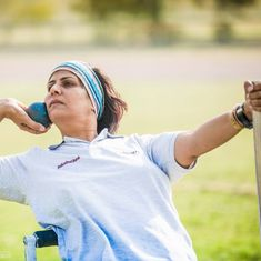 Deepa Malik wins silver in shot put, first Indian woman to bring home a Paralympics medal
