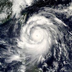 Super typhoon Meranti advances towards China and Taiwan, likely to make landfall on Wednesday