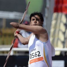 Paralympics: Devendra Jhajharia wins gold in men's javelin throw after beating his own world record