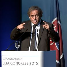 Michel Platini released after investigation over alleged corruption at 2022 Qatar World Cup