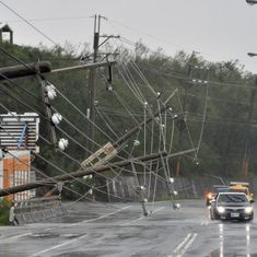 Super Typhoon Meranti hits southern Taiwan, China puts emergency measures in place