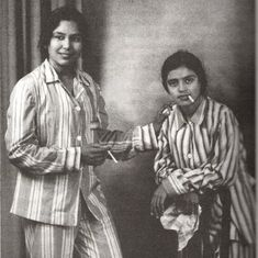 The mystery of the photograph that revealed a different side of MS Subbulakshmi