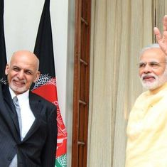 India offers $1 billion as Narendra Modi meets Afghanistan President Ashraf Ghani