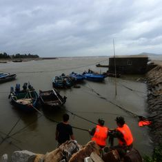 Photos: Super Typhoon Meranti wreaks havoc in Taiwan, China braces for landfall