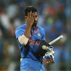 Hardik Pandya stands out amidst the ruins as India A limp to 169/9 against Australia A