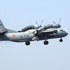 Search operations for missing AN-32 aircraft ends, victims presumed dead, air force tells families