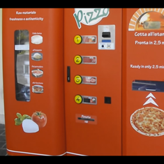 Watch: This anytime pizza machine might soon be at a railway station near you (if you're in Mumbai)
