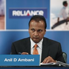 Reliance Communications shares close at all-time low after company calls off merger with Aircel