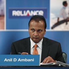 Reliance Communications shares weaken after Ericsson files insolvency petitions against it