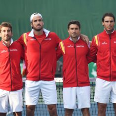 Davis Cup: Spain to host Great Britain in 2018 World Group first round